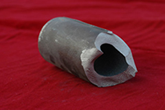 High silicon iron anode